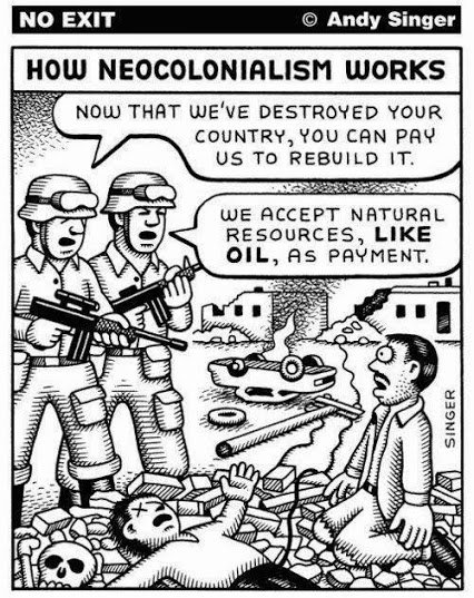 how necolonialism works