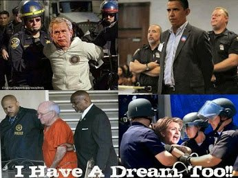 i have  a dream too