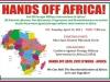 hands off africa