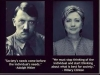 hitler and hilary