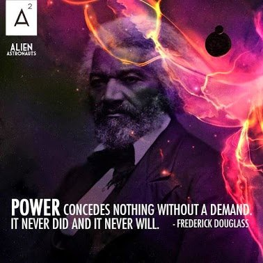 frederick douglass on power