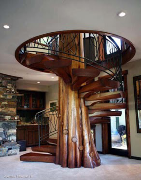 nice staircase