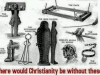 tools used to convert africans to christianity