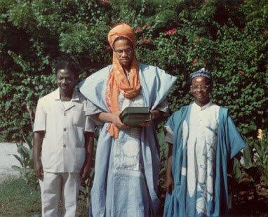Malcolm X Omowale
