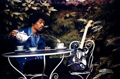 On this day in 1970, Jimi Hendrix was found dead in the Samarkand Hotel in Nottinghill, London, England.