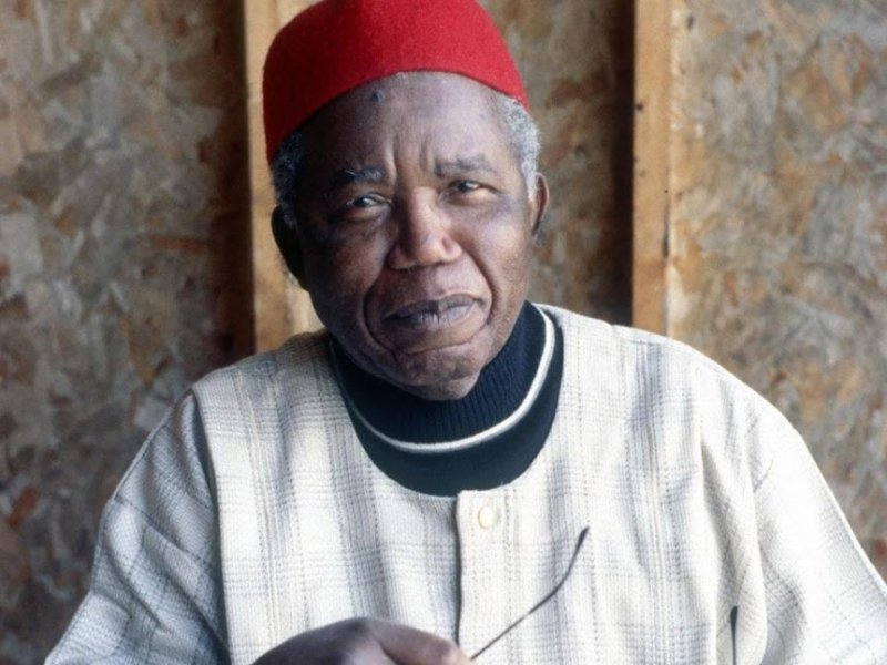 Our Father, Chinua Achebe