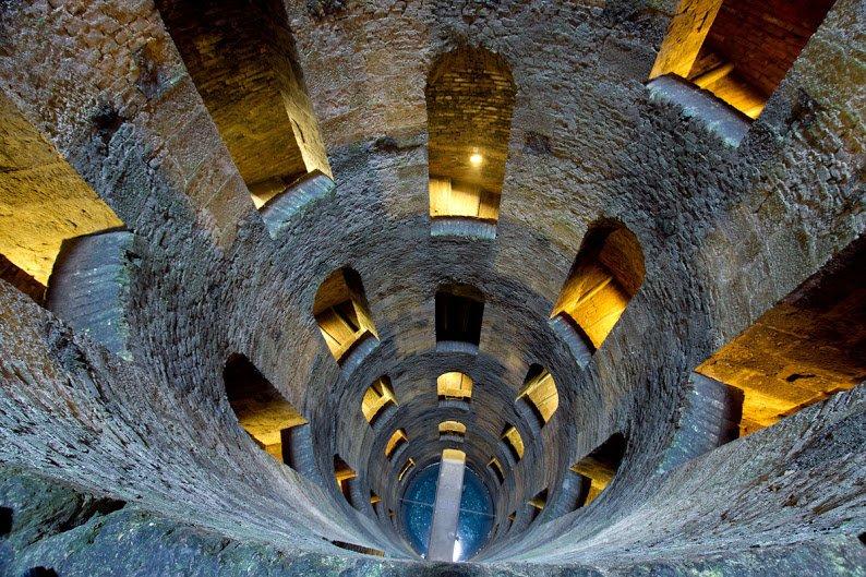 Pozzo di San Patrizio – Orvieto - Umbria, Italy