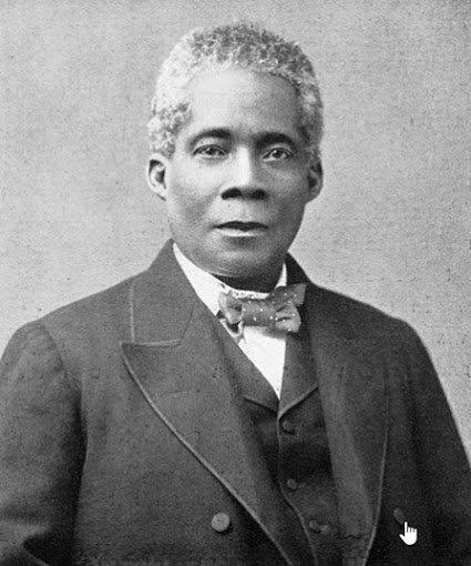 Reverend Edward W. Blyden (1832–1912)