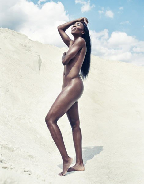 Tennis star Venus Williams1