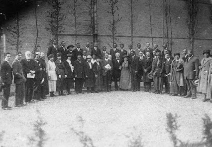 The Second Pan-African Congress, Brussels
