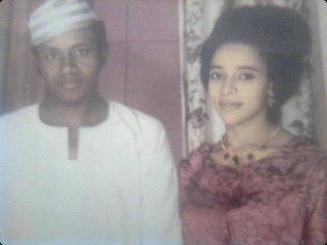 abacha and wife