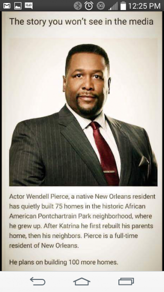 actor wendel pierce