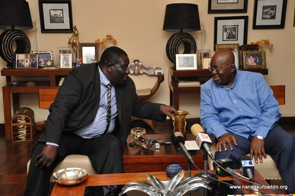 afriye and nana akufo addo