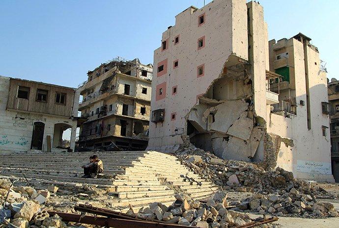aleppo in syria
