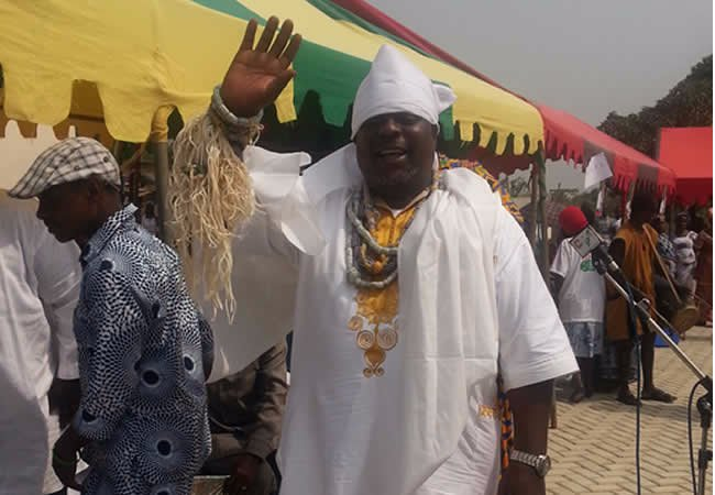 anyidoho made a chief2
