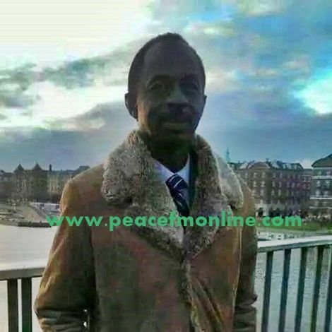asiedu nketia in lady's winter coat
