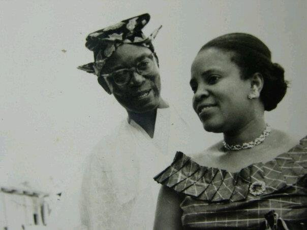 azikwe and wife