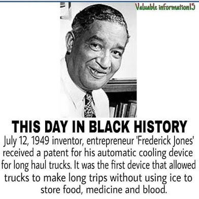 black inventor of automatic cooling system
