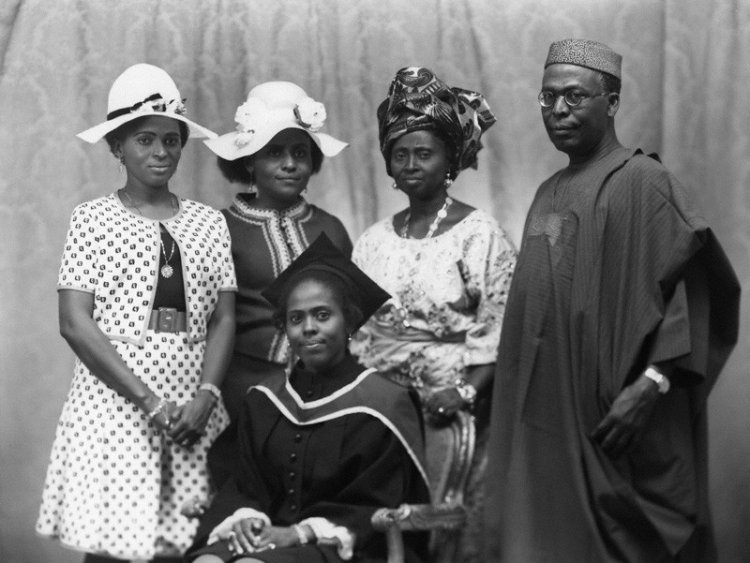 chief obafemi awolowo and family