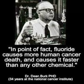 fluoride causes more cancer than any other chemical