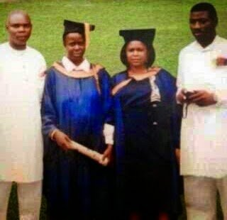 goodluck jonathan and wife