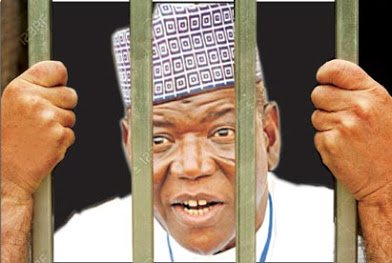 imprisoned gov lamido
