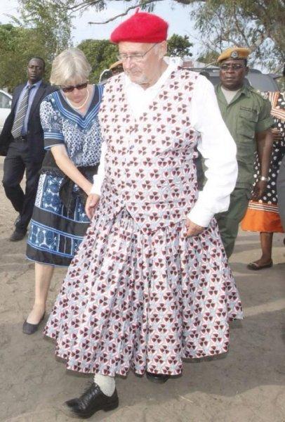 new zambian president guy scott