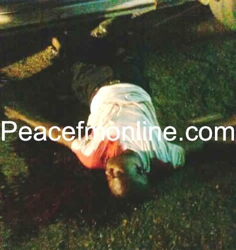 nkwanta dce shot dead