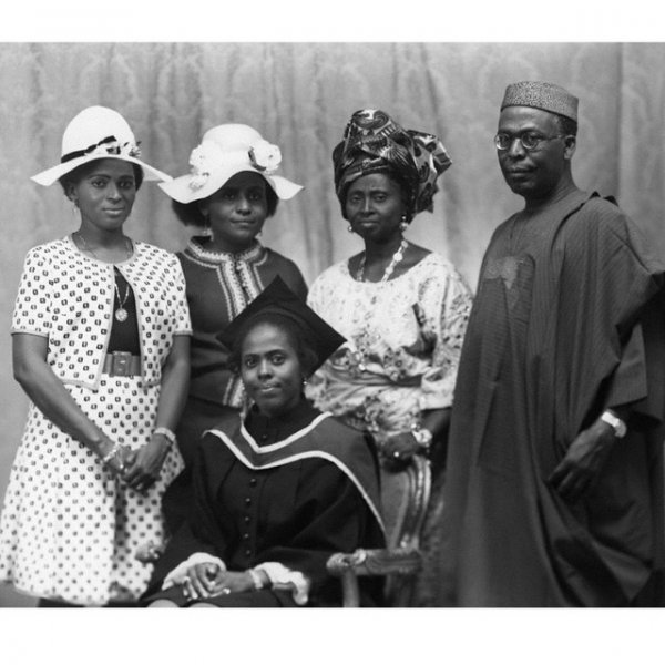 obafemi awolowo and family