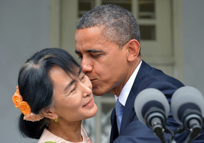 obama and aung suu kyi2