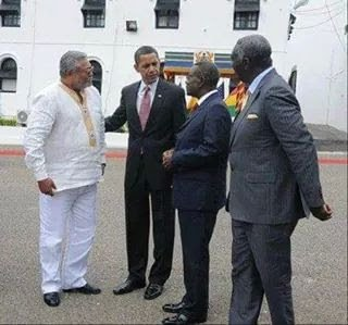 obama and ghana three johns