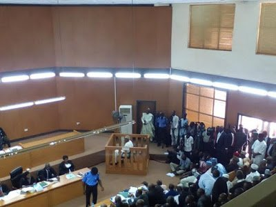 saraki in dock