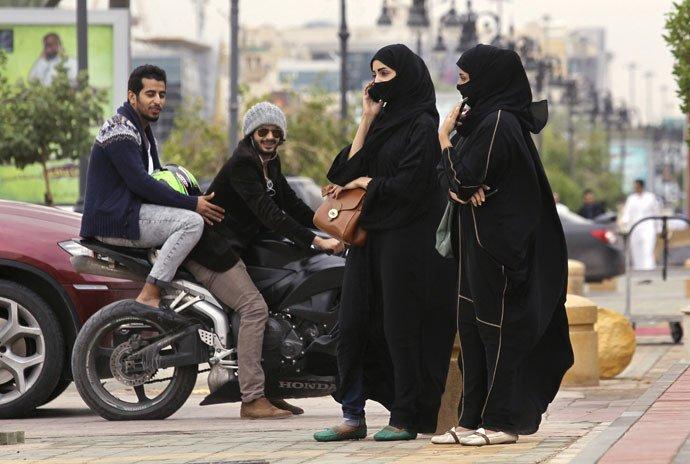 saudi youth