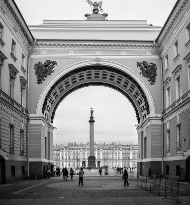 st petersburg square