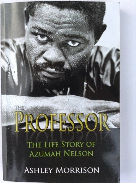 the professor azumah nelson