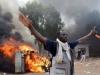 burkina protester