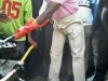 otumfuo in cleaning exercise