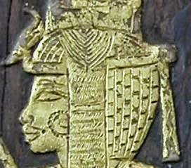 Queen Sitamun, meaning daughter of Amun, 18th Dynasty