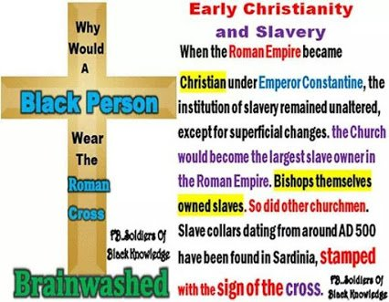 eraly christianity and slavery