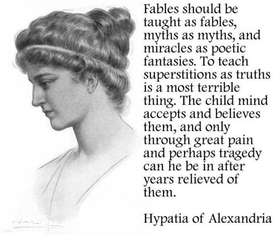 fables should be taught as fables