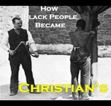 how black ppl became xtians