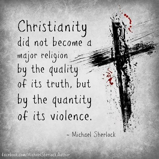 how christianity became world religion