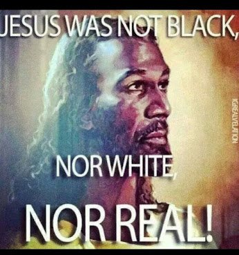 jesus was not real
