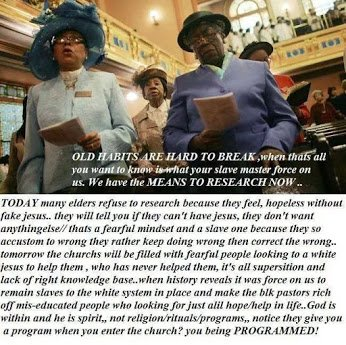 old african women and religion