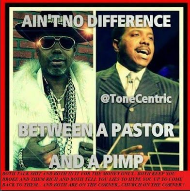 pastor and pimp