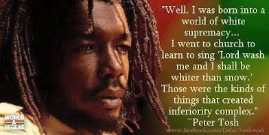 peter tosh on inferiority complex