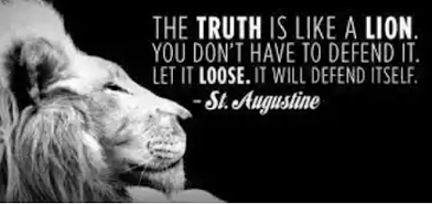 st augustine on the truth