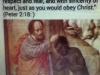 a good slave is a good christian