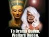 from black queen to porn queen