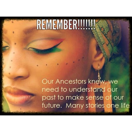 we need to understand our past